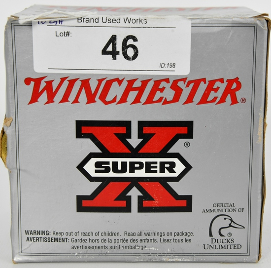 25 Rounds Of Winchester Super-X 10 Ga Magnum