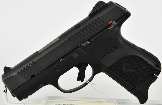 Ruger SR9c Semi Automatic Pistol 9mm