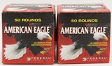 100 Rounds Of American Eagle .45 Auto Ammunition
