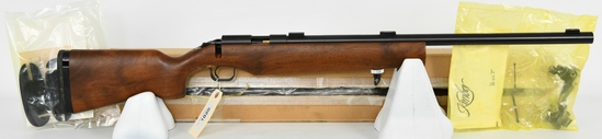 Kimber Model 82 Government Bolt Action Rifle .22