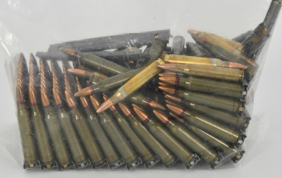 190 rds of .223 ammunition