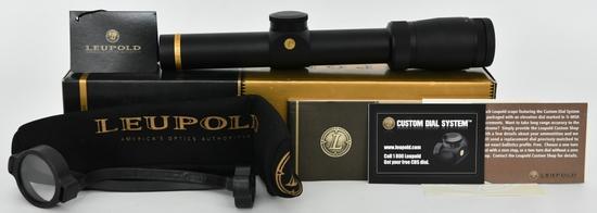 New Leupold VX-6 1-6x24mm Scope