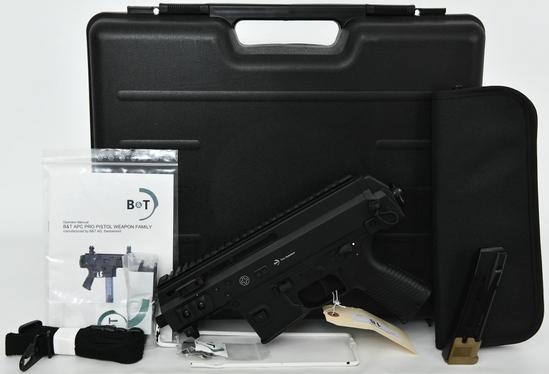Brand New B&T APC9K PRO Sub Gun 9mm Pistol - SCW