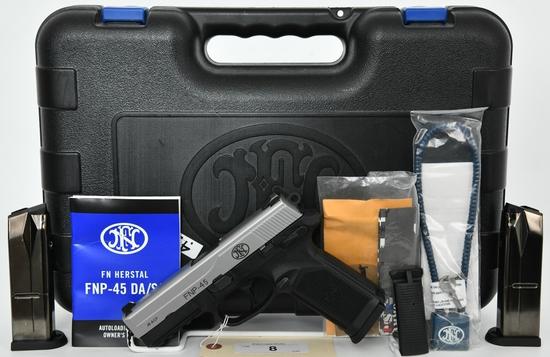 FN Herstal FNP-45 Semi Auto Pistol .45 ACP