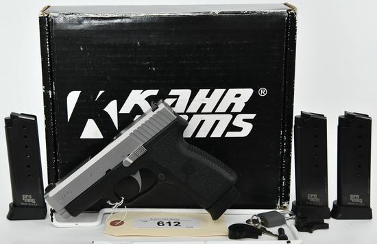 Kahr CW40 Semi Auto Pistol .40 S&W