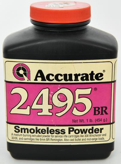 Accurate 2495 BR Smokeless Powder