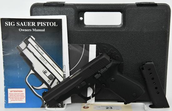 Sig Sauer P220 Semi Auto Pistol .45 ACP Germany