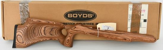 New Boyds Blaster Nutmeg Stock Ruger 10/22 Bull BB