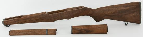 CMP M1 Garand Stock Set American Black Walnut