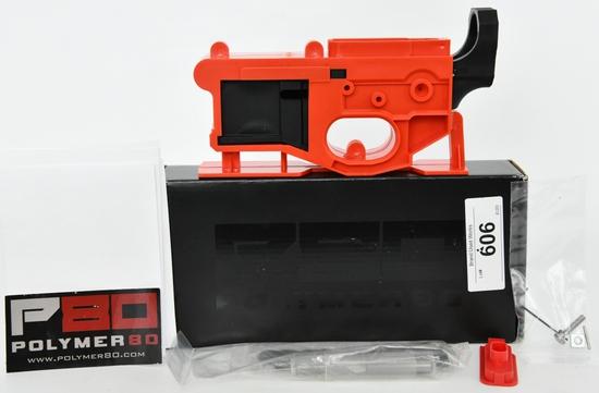 Polymer80 P80NKITBLK G150 Phoenix2 AR-15 80% Lower