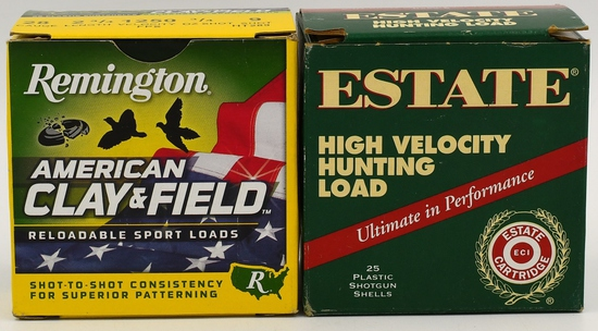 40 Rounds Of 28 Ga Hunting Load Shotshells