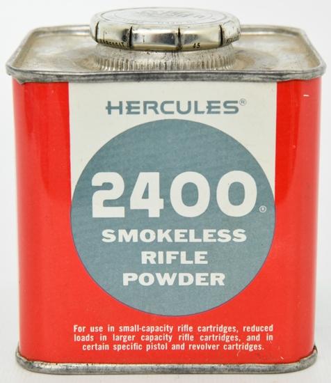 Hercules 2400 Smokeless Rifle Powder
