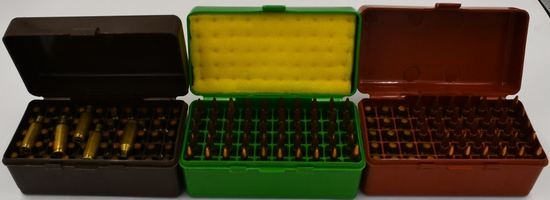 155 Rounds Of .22 PPC (5.6×39mm) Ammunition