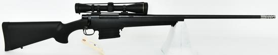 Howa 1500 Hogue .338 Win Mag Bolt-Action Rifle
