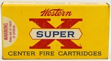 19 Rounds of Western Super-X .225 Win Ammunition