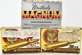 60 rds remanufactured .300 weatherby magnum ammo