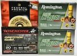 20 rds various 20 Ga ammunition see description