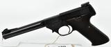 Hi-Standard SuperMatic S-101 Semi Auto Pistol