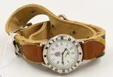 Vintage Ducks Unlimited Watch / Camo Wrist Band