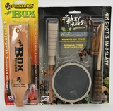 Mossy oak Striker Kit New & 1 Quaker Boy Call Box