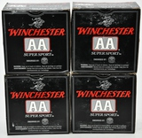 100 rds 12 ga Winchester Super Sport Sporting Clay