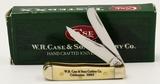 Case XX W.R Case & Sons Celebration Folding Knife