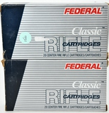 37 rds Federal Classic 7mm Rem Mag ammo