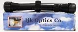 New In Box IJK Optics 3-9x32 Riflescope