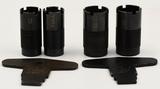 4 Shotgun Choke Tubes & 2 Choke Tube Wrenches