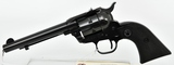 Ruger Old Model Single Six Revolver .22 LR