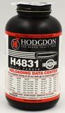 1 LB Bottle Of Hodgdon H4831 Rifle Gun Powder