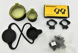 Lot of Various Scope Rings & Accessories