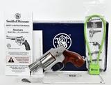 Smith & Wesson 642-2 LadySmith D-A Revolver