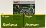 15 Rounds Of 12 Ga Buckshot & Slugger Shotshells