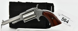 North American Arms Sheriff's Revolver .22 Magnum