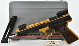 Browning Buckmark Gold Target .22 LR Pistol