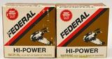 50 Rounds Of Federal Hi-Power 12 Ga Shotshells