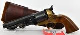 Armi San Paolo 1843 Navy Black Powder Revolver .44
