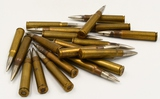 20 Rounds Of Silver Tip 8mm Mauser Ammunition