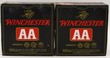 50 Rounds Of Winchester AA 12 Ga Shotshells