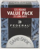 525 Rounds Of Federal Champion 22 LR Ammunition