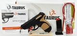 NEW Taurus Spectrum .380 ACP Semi Auto Pistol