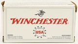 83 Rounds Of Winchester USA .380 ACP Ammunition