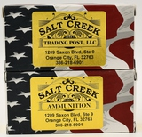 100 Rounds of Remanufactured .32 ACP Ammunition
