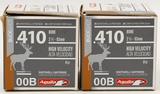 50 Rounds of Aguila .410 Ga Plastic Buckshots