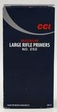 1000 Count CCI Large Rifle Magnum Primers #250