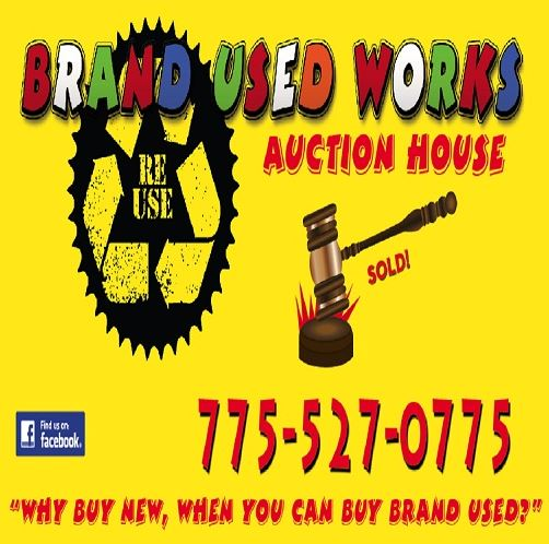 Brand Used Works
