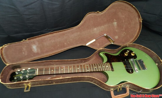 1969 Epiphone Olympic Electric Guitar SN 560669 Gibson Melody Maker Style