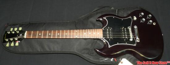 2001 Gibson SG Electric Guitar SN 00491454