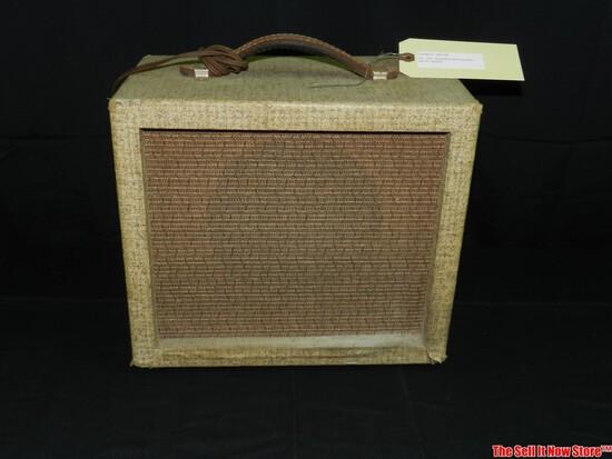 "Wabash Guitar Amplifier With 8"" Speaker"
